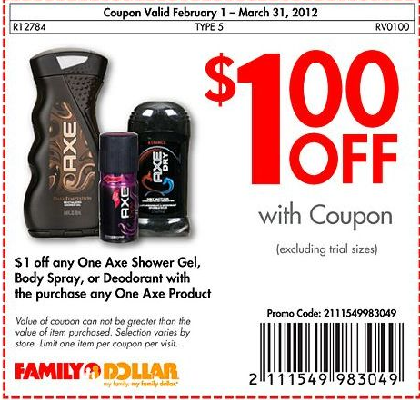 This Coupon Does Not Clearly State Store Coupon However It Has The Family Dollar Logo On It And The Bar Code Is Not Typical Of A Manufacture Coupon