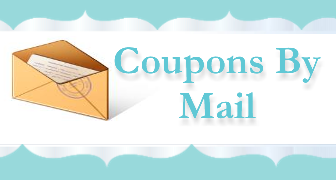 coupons by mail