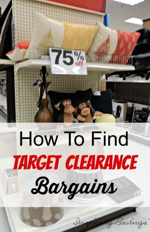 Loving shopping at Target. Learn how to save more money at Target by finding bargains within their clearance sections. Find everything you need from Home Decor, clothing, to gift ideas. This tips will help you find Target Markdowns. #markdowns #homedecor #bargains