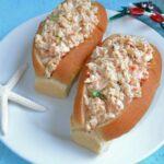 crab seafood salad
