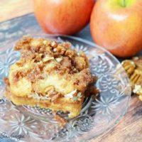 Easy Apple Cinnamon Cake Recipe