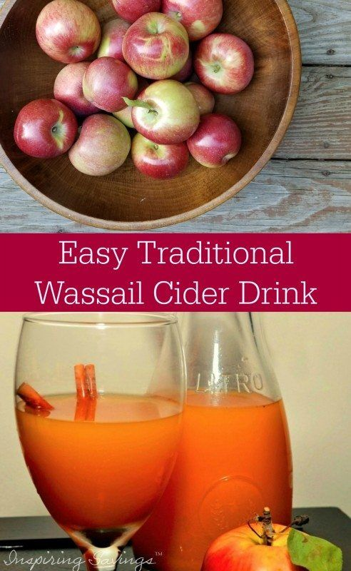 A quick and delicious hot cider drink. Great for cold weather entertaining or starting a new holiday tradition. Treat yourself to this Wassail Cider. Semi-homemade from store purchase apple cider.