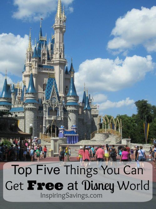 It's no secret Walt Disney World can be expensive. Don't feel sticker shocked. Make sure you read Top five things you can get for free at Walt Disney World.