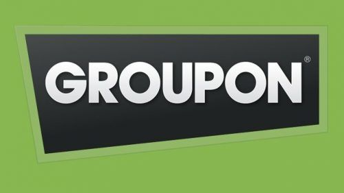Groupon website Logo