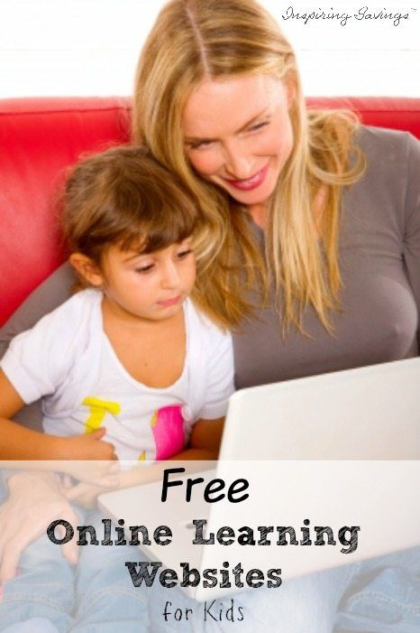 Discover the best educational websites for kids. Let your children learn about everything from anatomy to phonics with these free online learning websites. These are great website apps to use during summer months or breaks in school. #kidsactivities #free #learning