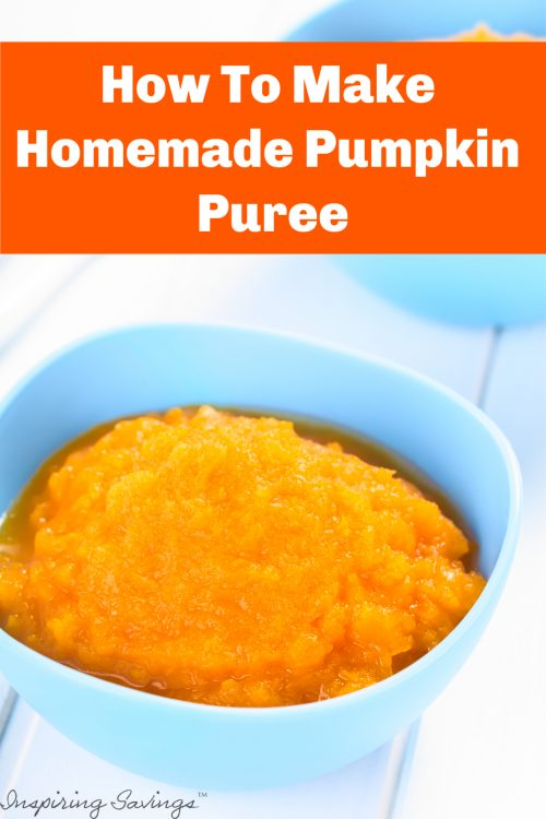Follow these simple steps for how to make pumpkin puree to use in your favorite pumpkin recipes. Made from fresh pumpkin and much healthier than the canned version. Easy to make from scratch.