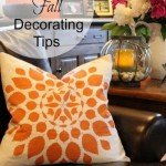 Inexpensive fall decorating time do it all on a budget....