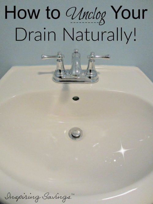 How To Unclog A Bathroom Sink Naturally 28 Images How To Unclog A Sink Drain Youtube Unclog