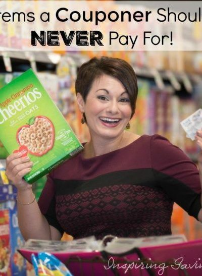 Read the secrets that couponers want to know must What items will I never have to pay for after coupons. Search no more the secret is now yours.