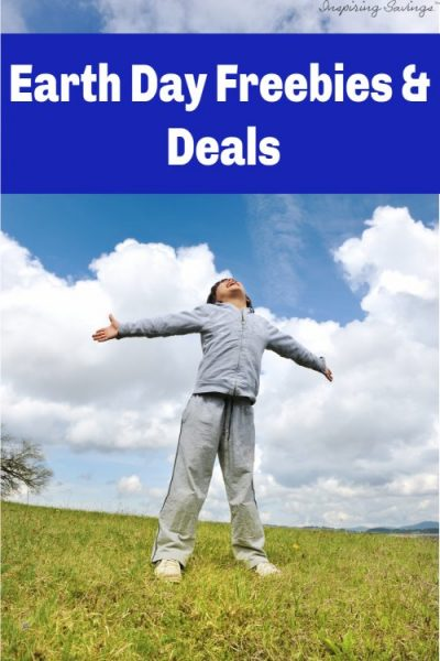 Earth Day Freebies Discounts