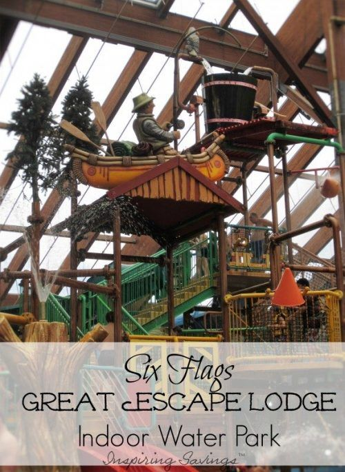 Looking for a great place to take the kids while visiting upstate New York You are going to want to check out Great Escape Indoor Water Park. Over 38,000 square feet of water fun