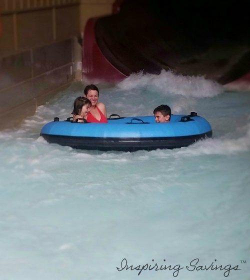 Six Flags Great Escape Indoor Water Park
