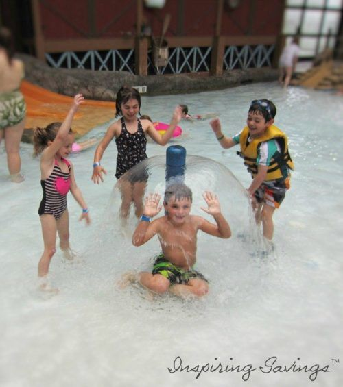 splash time fun - Great Escape Indoor Water park