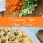 Hawaiian Pasta Salad is my favorite cold pasta salad recipe Picture yourself on a tropical vacation when you take a heaping serving of this Homemade pasta salad.