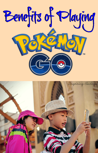 Pokemon Go is a favorite game to millions of people and for many great reasons. Did you know that not only is it fun to play, but there are many other great benefits of Playing Pokemon Go. Get in on some of the fun and check out these other reasons why you should be playing. Your kids will thank you. #kidsactivities #pokeman #outdoor #fun