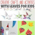 Creative Crafts and Activities With Leaves PINTEREST