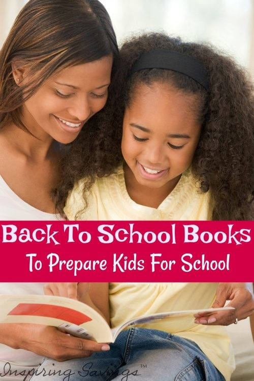 Going back to school can be both exciting and daunting for children of all ages. Help calm nerves. This list contains books for back to school and helps prepare kids for their next grade level up. Positive reading to help your child ease any anxiety they might feel about going back to school.
