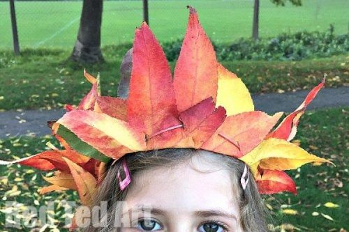 nature crown craft