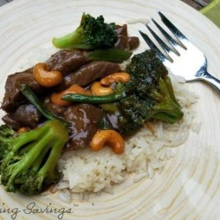 Easy Orange Beef And Broccoli Stir Fry