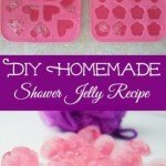 Love Homemade DIY beauty ideas You can make your own Easy Shower Jelly. Not only are they fun to make but it a rewarding. Get a SPA experience at home