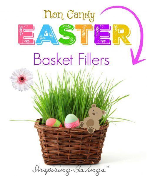 Non candy easter basket filler ideas for boys girls with negle Gallery