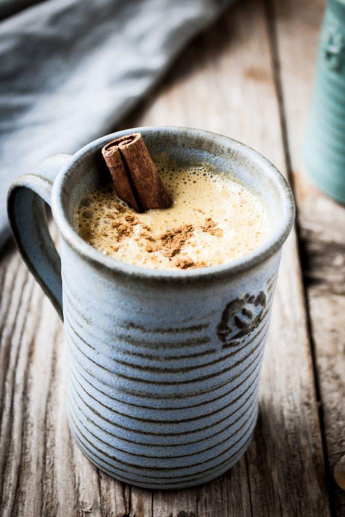 spice latte coffee drink