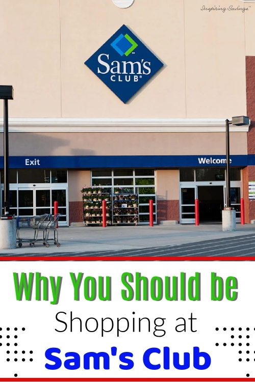 Why you should be shopping at Sam's Club