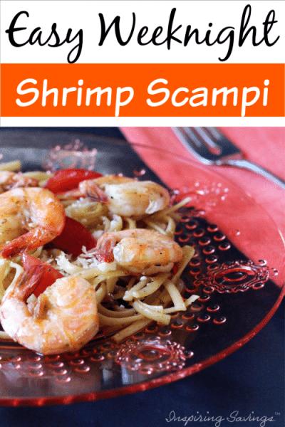 Easy Weeknight Shrimp Scampi e1566178656858