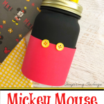 Mickey Mouse Jar Container 1 e1588946188610