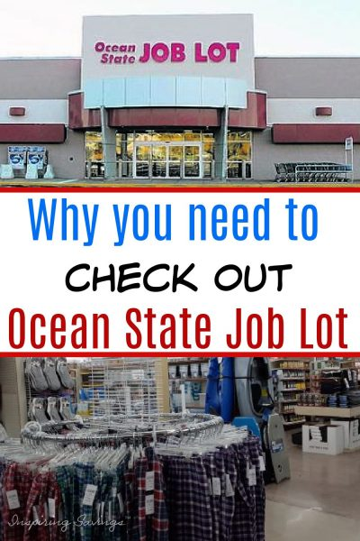 Ocean State Job lots Check it out