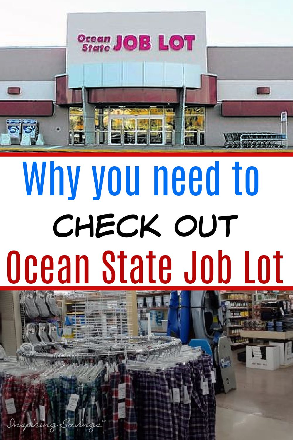 Why you need to shop at Ocean State Job Lots