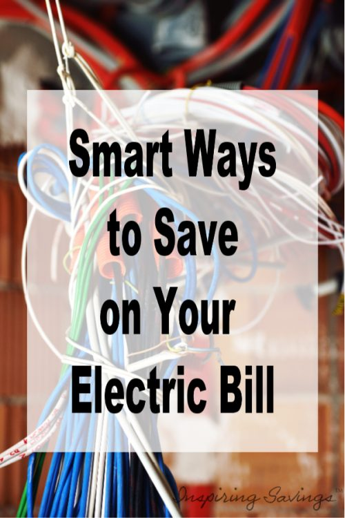 Save on your Electric Bill