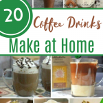 20 Coffee Drinks to Make at home e1586789938202