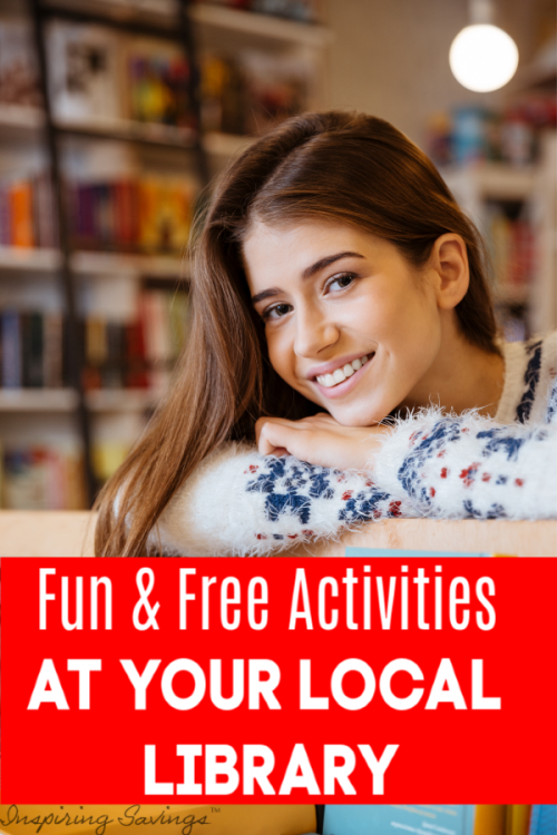 If you're looking for frugal summer ideas to do with the kids, look no further. There are a variety of fun and free activities at your local library. The library is way more than just books.  Explore the opportunities.