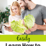 Learn How to Menu Plan