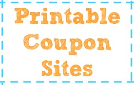 Best Printable Coupon Site Text Image