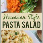 hawiian style pasta salad