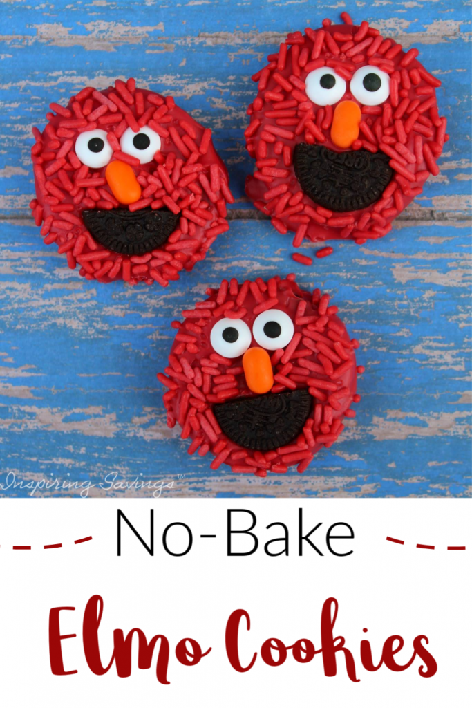 Elmo Sugar Cookies are perfect for kids' parties, holiday favors, birthday party gifts and anytime fun. You don't need to spend a lot of time making these. With this simple step-by-step 'How to Decorate Elmo Cookies' Tutorial, you will knock them out in no time at all. Easy DIY decorated Elmo cookies