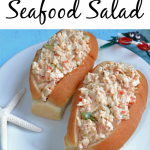 Crab Seafood Salad Recipe