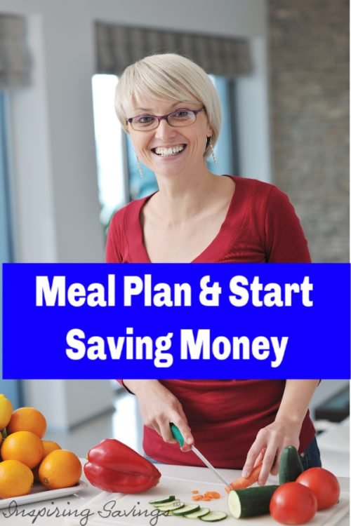 Spending too much time planning dinner each night? Busting your food budget? Meal planning and shopping once a weekly or monthly based on your family's needs will save you precious time and money! Cut your Grocery Bill in Half. Meal Planning Saving you time and money.