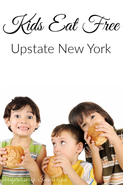 The Master List Of Kids Eat Free In The Capital District New York