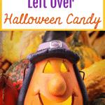 Left over halloween candy e1570631850660