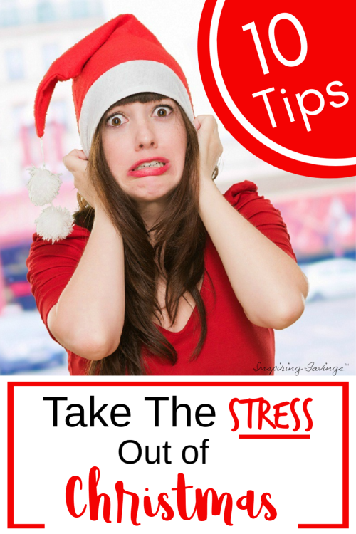 Want to take the stress out of Christmas this year? Follow these practical tips on how to feel less stressed this Christmas. Make your mood more joyous
