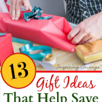 gift ideas that helps save money e1572541751816