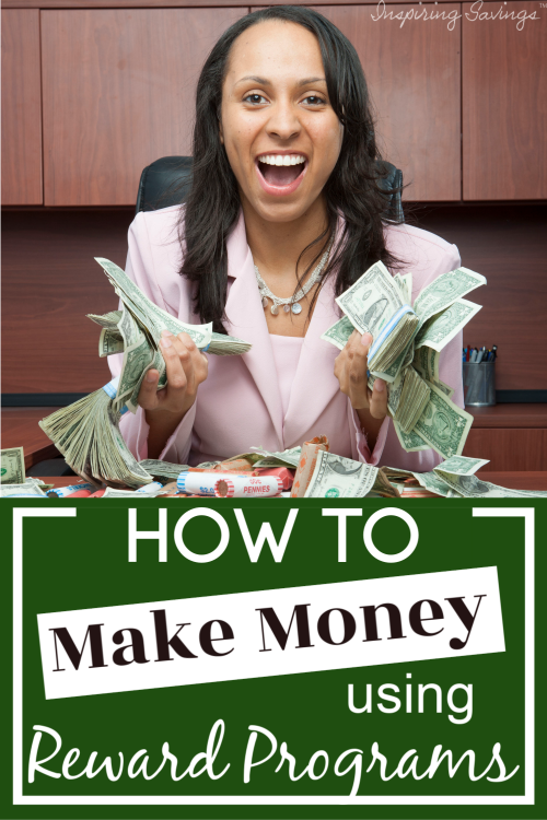 If you want to learn how to make extra money, then you've come to the right place. Here's how to make money and how to make money online using reward programs!
