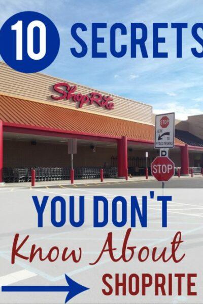 10 secrets you dont know about shoprite