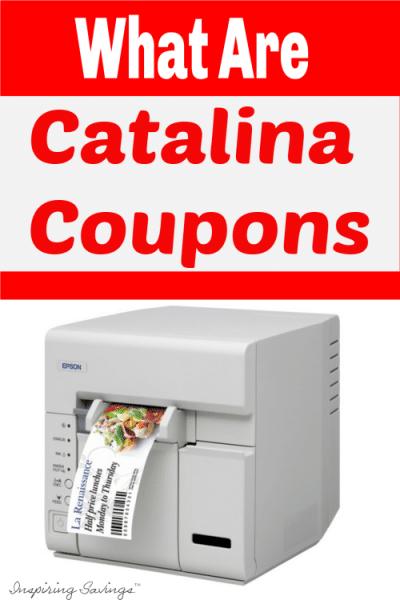 Catalina offer reward