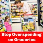 Stop over spending on groceries