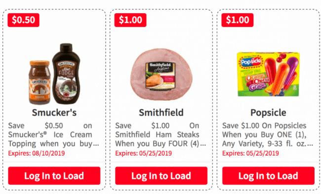 ShopRite Digital ecoupons