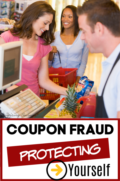 Coupon Fraud Protecting yourself